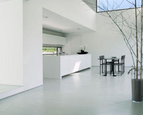 Gietvloer Keuken Design : Keuken ontwerp met houten vloer ecosia